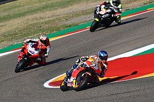 Cómo ver la clasificación del GP de Teruel de MotoGP