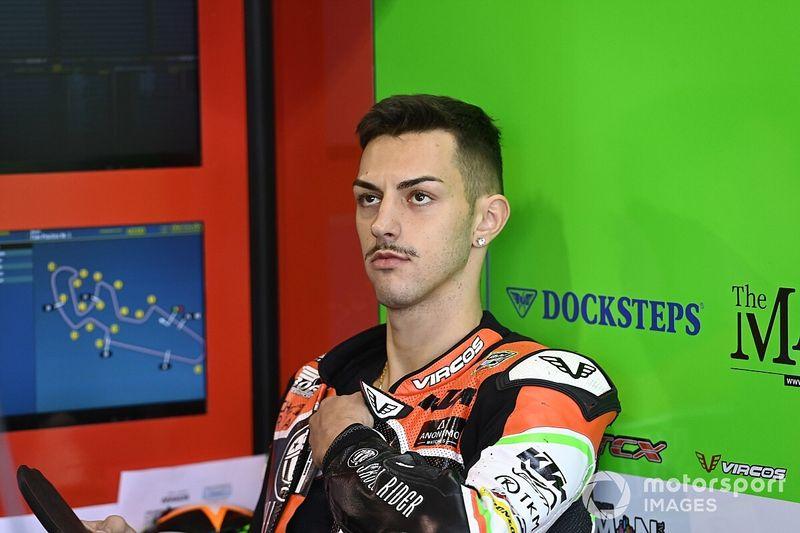Ufficiale: Pizzoli debutta in SSP con VFT Racing