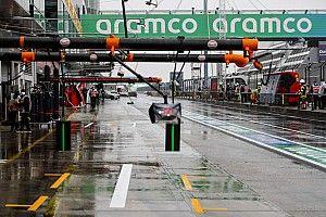 Формула 1 отменила пятничную программу на Айфельском Гран При