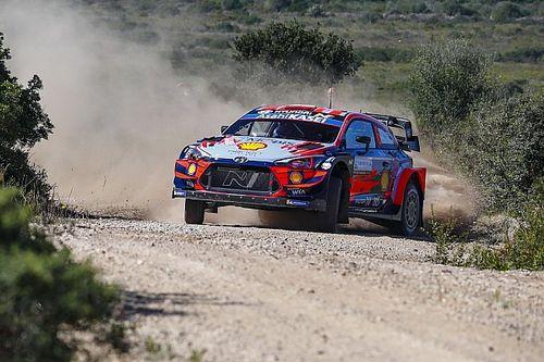 WRC: Sordo cumple lo prometido y se coloca líder en Cerdeña