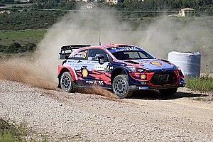 WRC, Rally Italia, PS6: tris di Sordo, Neuville sale terzo!