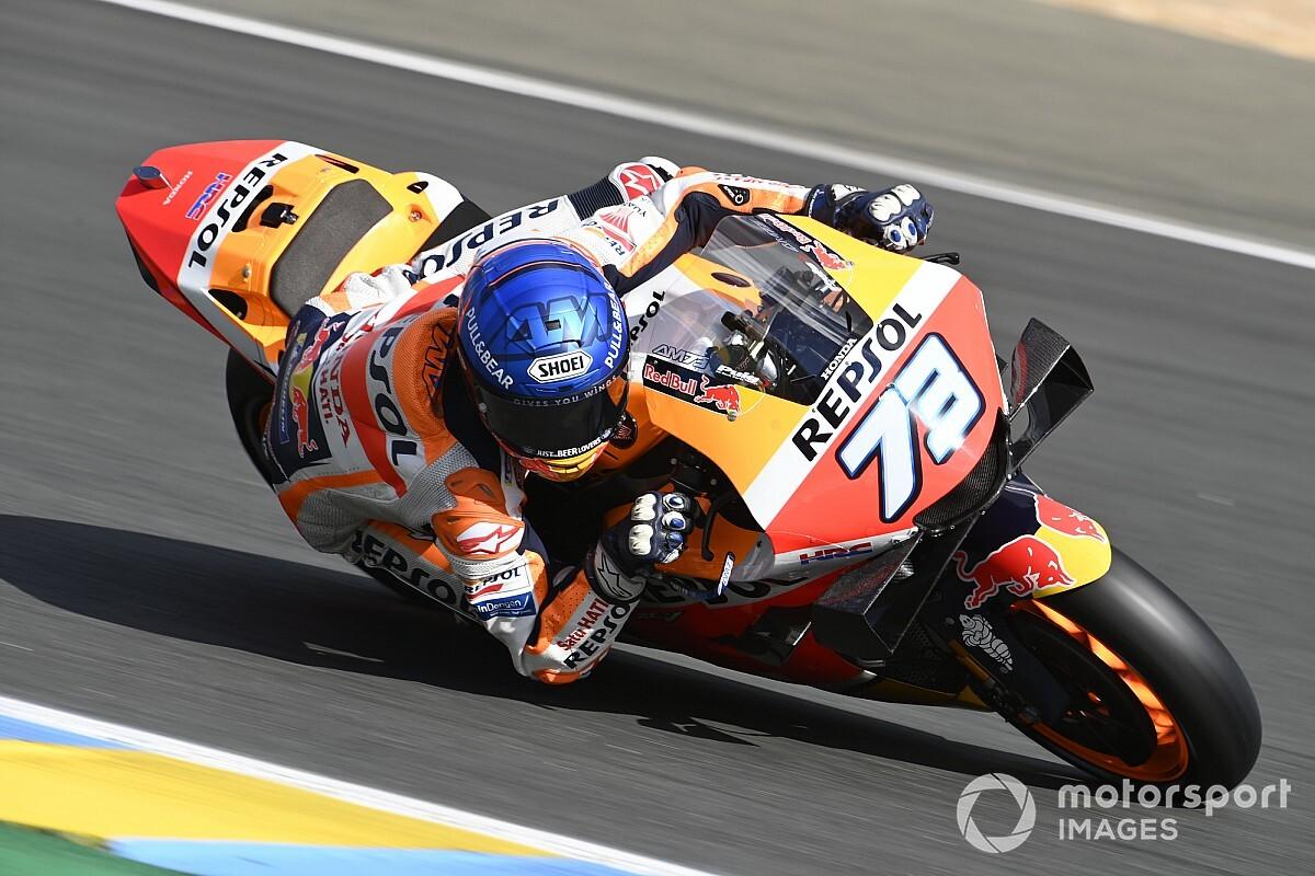 MotoGP: Márquez concorda com críticos sobre desempenho em 2020