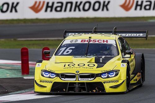 Zolder DTM: Glock, BMW'nin 2020'deki ilk pole pozisyonunu kazandı