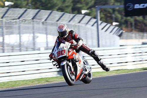 Teruel MotoGP: Nakagami, MotoGP kariyerinin ilk pole pozisyonunu aldı!