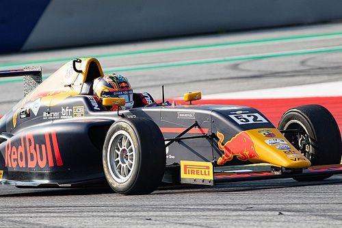Italian F4, Red Bull Ring, Gara 2: Crawford finalmente primo