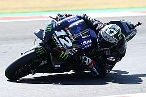 Misano MotoGP: Vinales smashes lap record to take pole