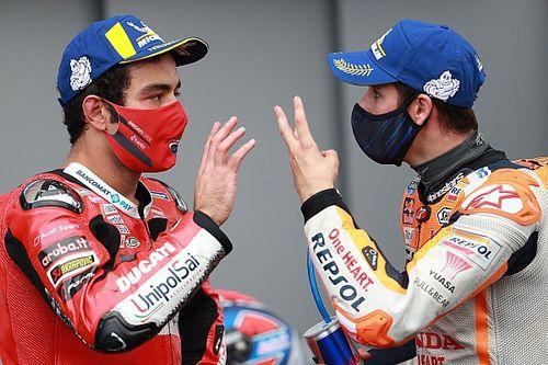 Podcast MotoGP 'Por Orejas': Alex Márquez emerge; subasta en Avintia