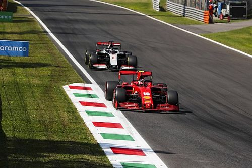 Italian GP qualifying as it happened
