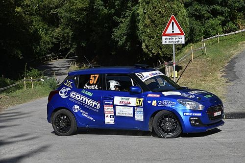 Suzuki Rally Cup: tutti pronti per il Rally Due Valli