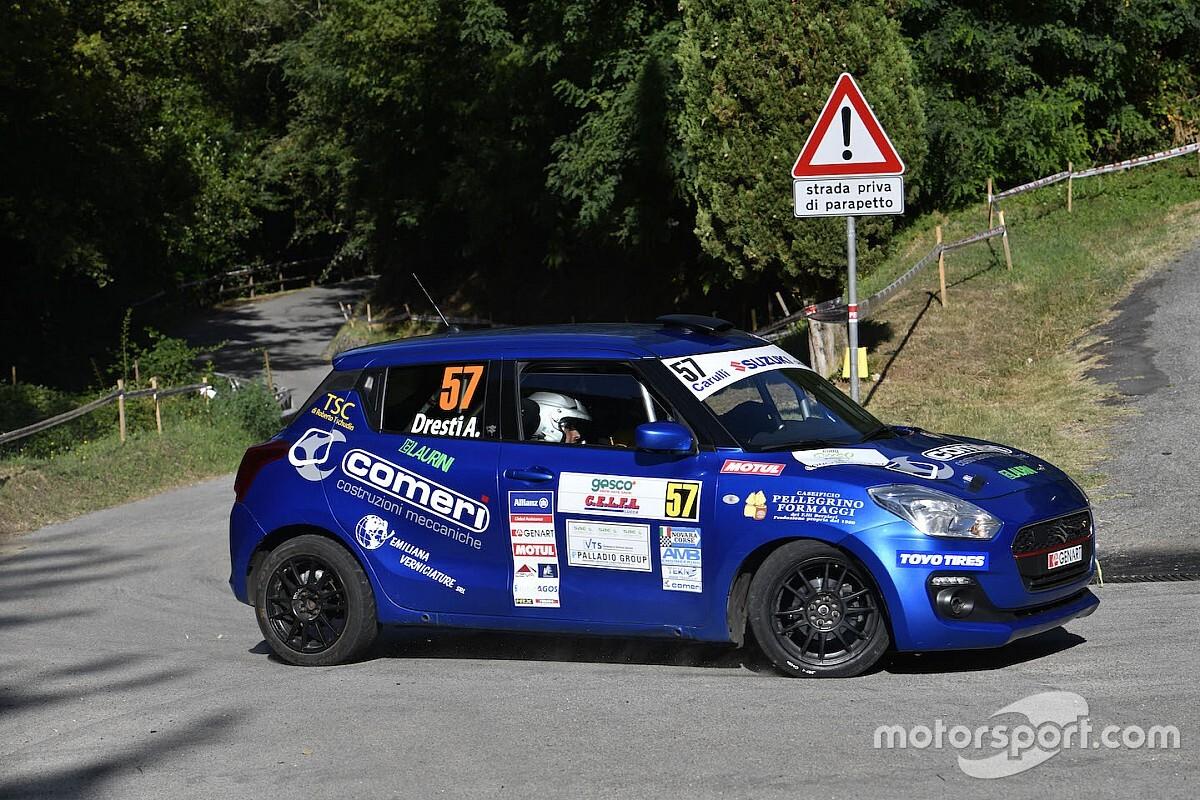 Suzuki Rally Cup: tutti pronti per il Rally Due Valli