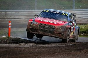 Ekstrom to continue World RX comeback in Finland