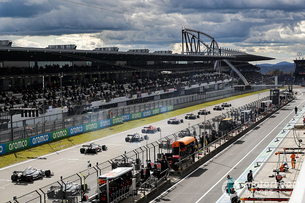 Has the Eifel GP made two-day F1 weekends inevitable?