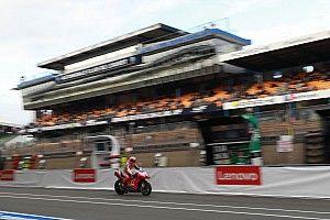 Miller explica la avería que le obligó a abandonar en Le Mans