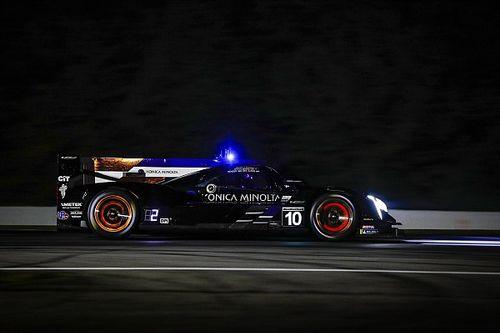 Van der Zande wint Petit Le Mans na bizar einde