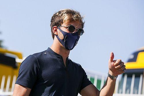 """Pierre Gasly élu """"Pilote du Jour"""" du GP d'Italie 2020"""