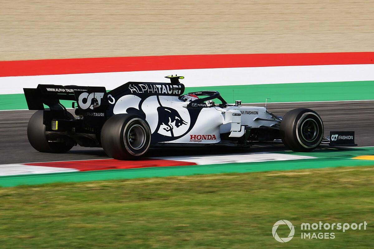 Gasly explica su caída del cielo en Monza a no entrar en Q2 en Mugello