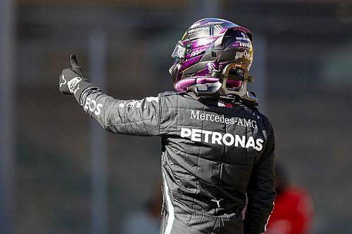 Qualifs - Hamilton en pole, encore et toujours