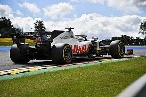 """Grosjean sans miracle : """"Ça reste une Haas avec un moteur Ferrari"""""""