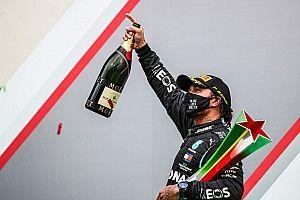 Brundle: Aanhoudend succes Hamilton 'buitengewone prestatie'