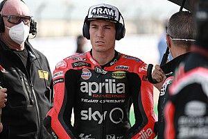 Espargaro twijfelt aan Lorenzo als potentiële testrijder Aprilia