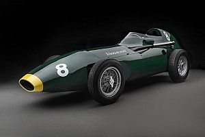 Vanwall to build £2m continuation cars of F1 title winner