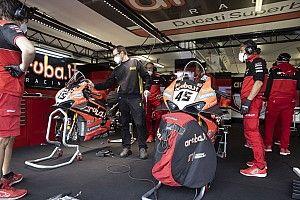 SBK: Ducati a Misano per una giornata di test