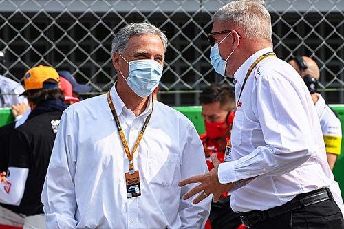 """F1 realizou """"busca muito ampla"""" antes de chegar a Domenicali como novo CEO"""