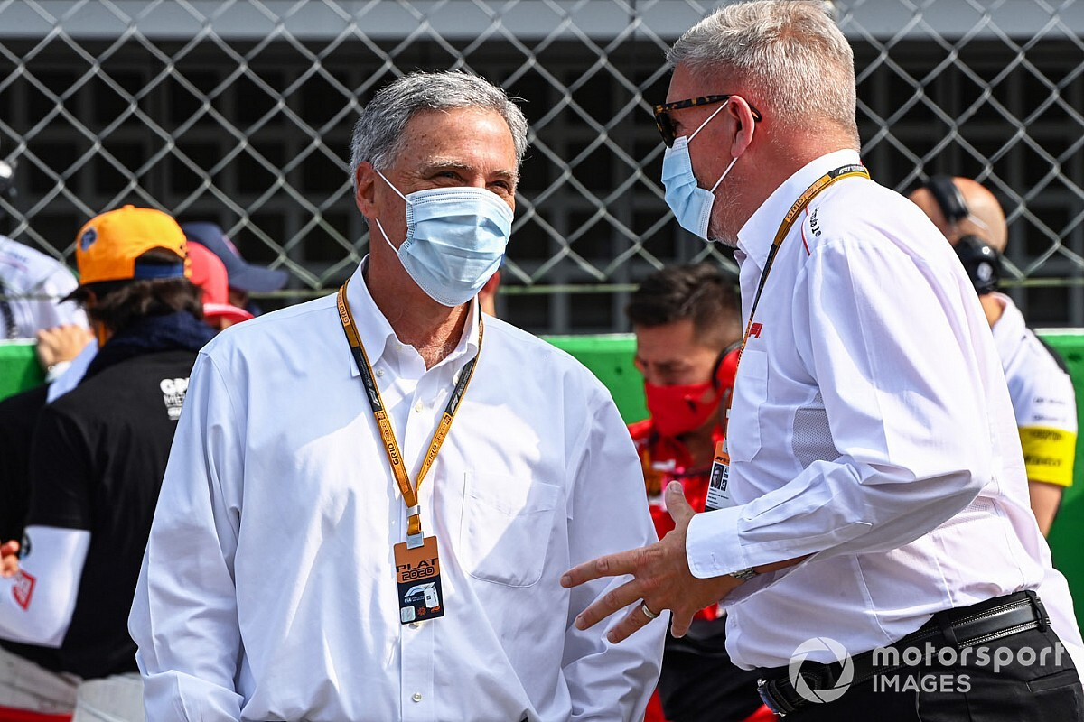 "F1 conducted ""very broad search"" to find Carey replacement"