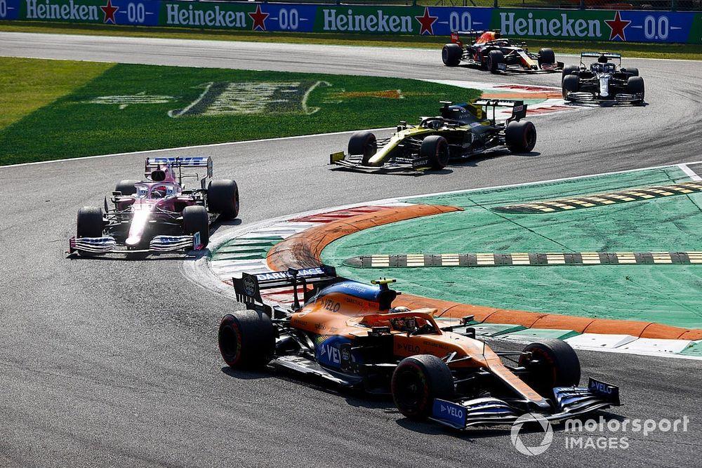 """McLaren: """"La F1 solo tendrá carreras interesantes si se frena a Mercedes"""""""