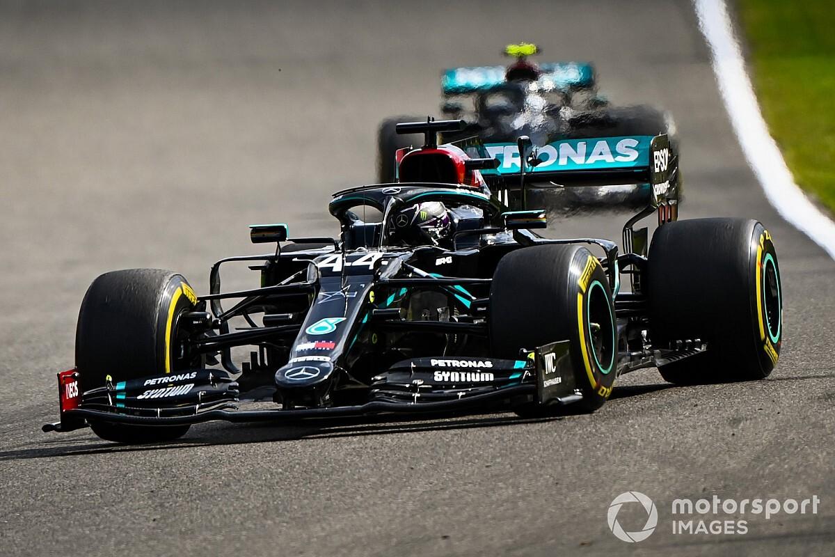 Modes moteur : Hamilton amusé par l'intention, Red Bull y croit