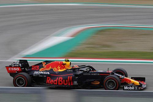 Red Bull trabajará para que Albon recupere la confianza en Turquía