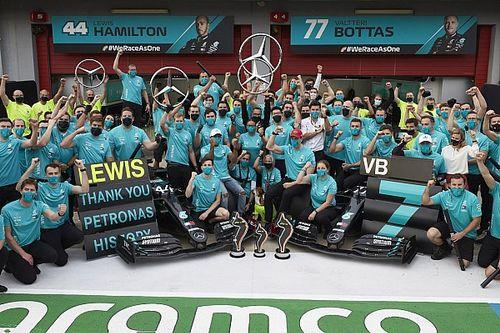 Analiz: Mercedes F1 takımını kim durdurabilir?