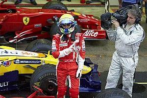 Lágrimas durante una hora, el recuerdo del GP de Brasil 2008