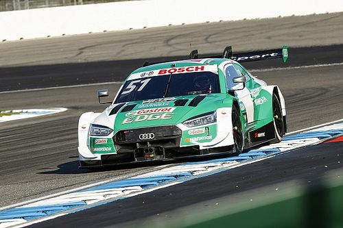 Hockenheim DTM: Muller fends off Rast to set up showdown