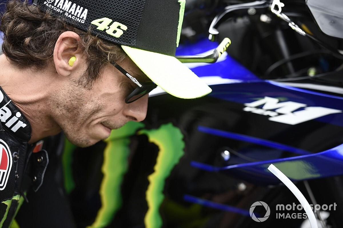 MotoGP: Rossi out nelle libere, al suo posto Gerloff