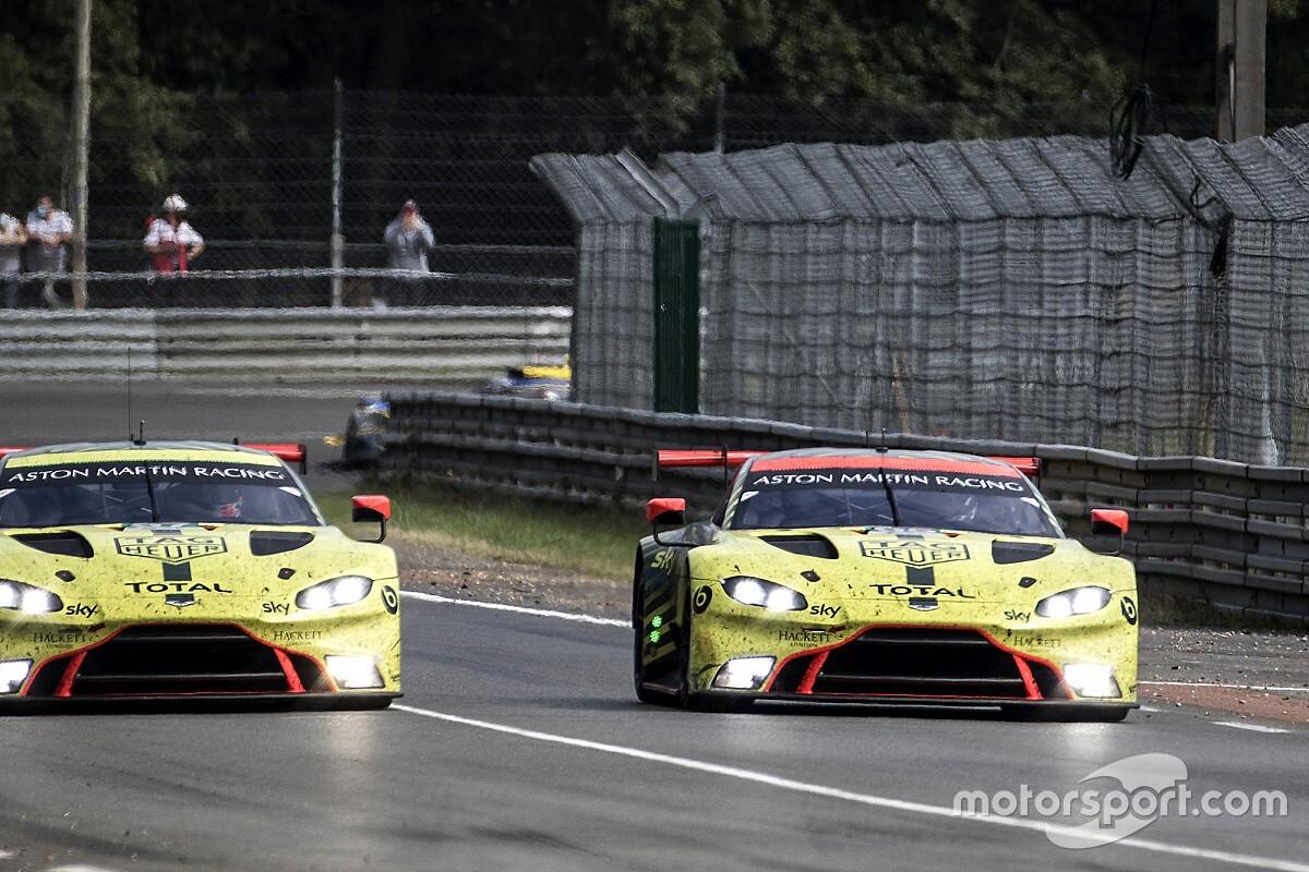 Aston Martin stopt met eigen fabrieksteam in WEC