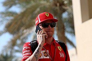 Raikkonen: Ser terceiro do campeonato não muda meu mundo