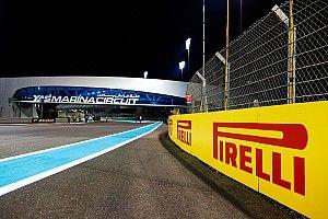 GALERI: Suasana persiapan GP Abu Dhabi