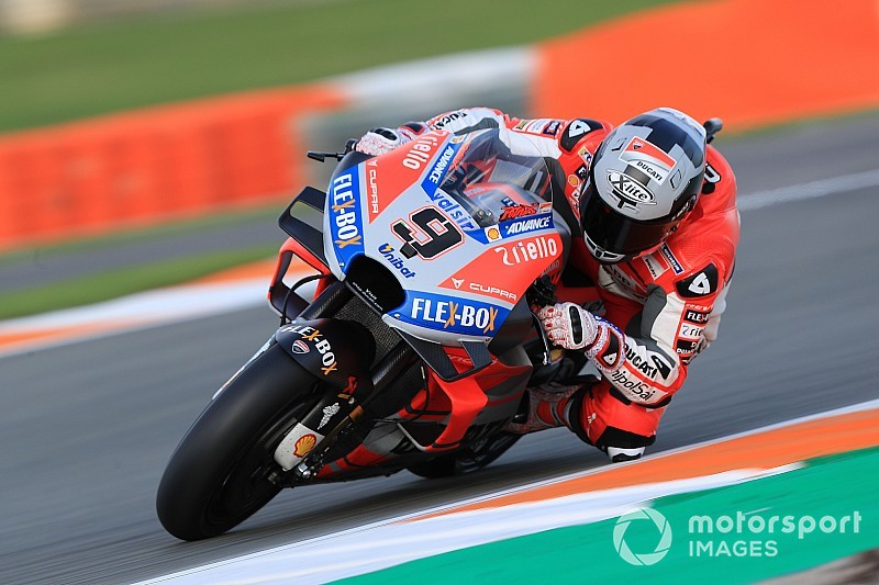 Jerez, mi-journée : Les deux Ducati en tête devant Viñales et Márquez