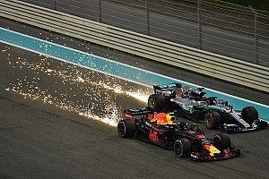 Hamilton nyerte az évadzáró Abu Dhabi Nagydíjat, Räikkönen kiesett az utolsó ferraris futamán