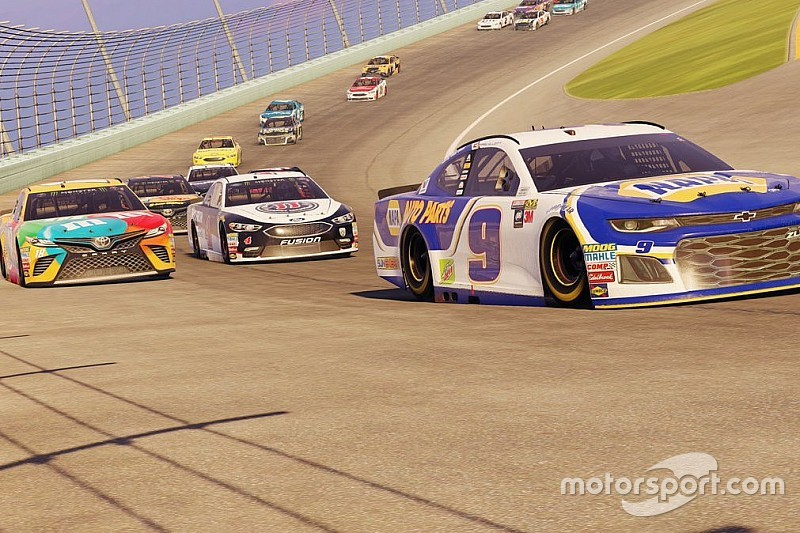 Dale Earnhardt Jr. talks NASCAR Heat 3 and eSports