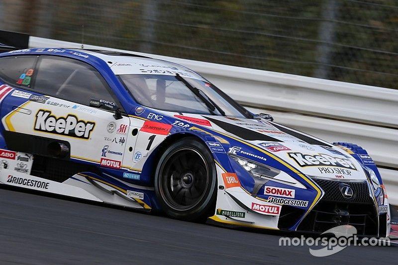 Autopolis Super GT: Cassidy/Hirakawa use team orders to win