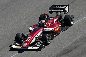VeeKay, Locke, McElrea top Road To Indy test at Homestead