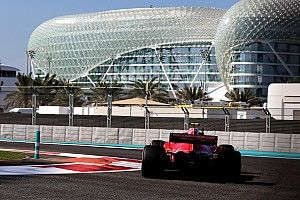 Fotogallery F1: i primi due turni di prove libere del Gran Premio di Abu Dhabi 2018
