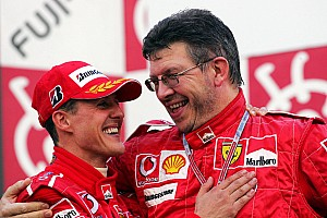 "Brawn kent immense druk: ""Ferrari is een religie in Italië"""
