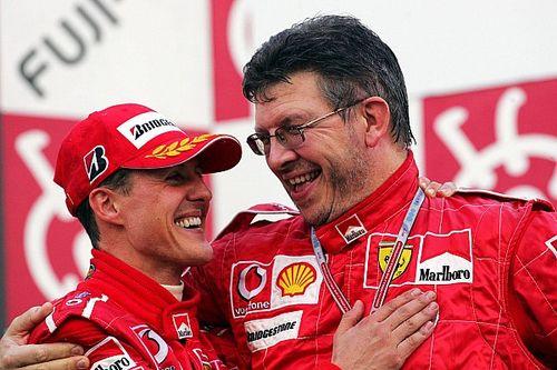 """Brawn über Schumachers Erfolgsgeheimnis: """"Garstig nur hinter den Kulissen"""""""
