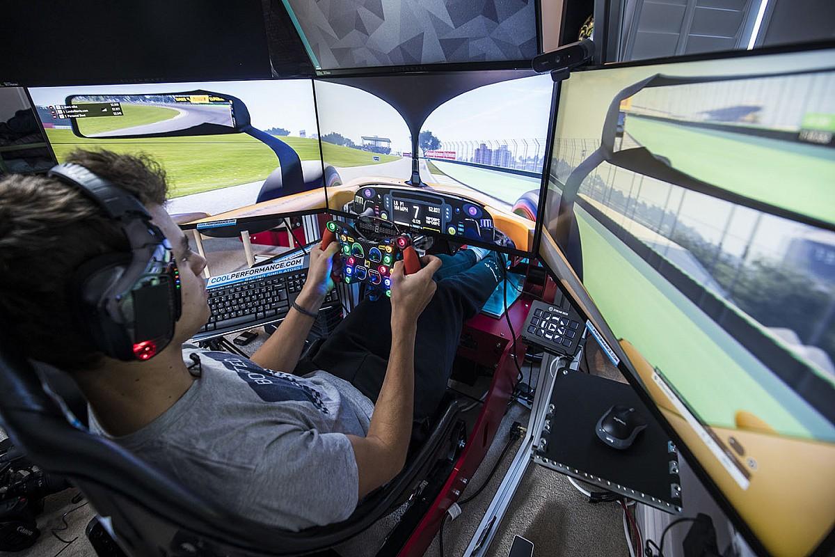Norris ha aprendido mucho de Verstappen gracias a los eSports