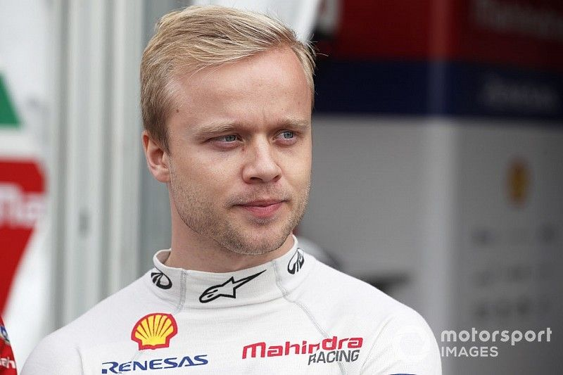 Rosenqvist on standby for Ford GT drive