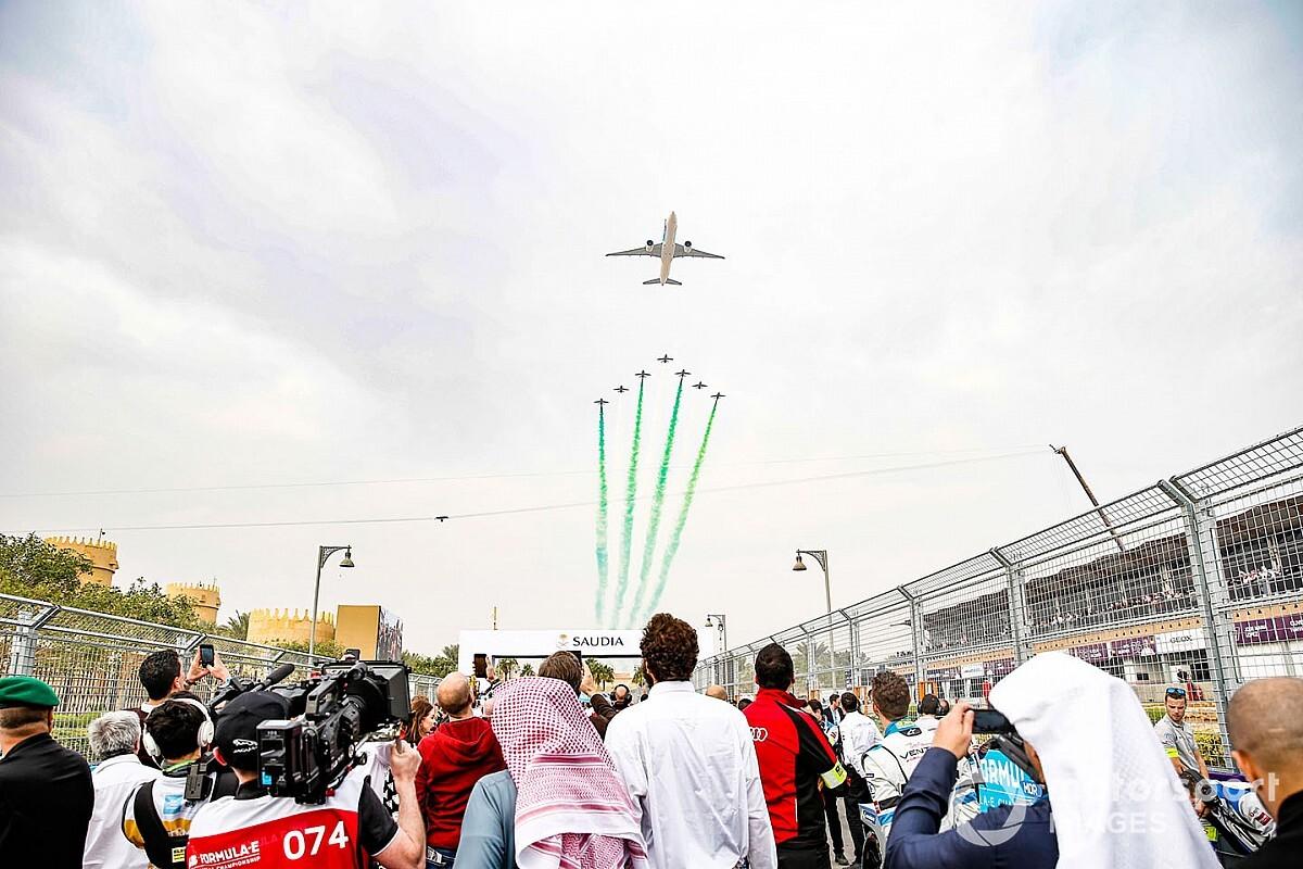 F1官方宣布2021年在沙特阿拉伯办赛