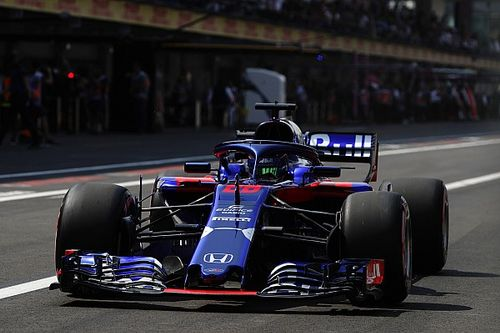 "Upgraded Toro Rosso ""what I've asked for all season"" - Hartley"